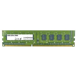 Módulo DDR3 8GB Multispeed 1066/1333/1600 2-Power