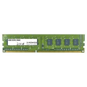 Módulo DDR3 4GB Multispeed 1066/1333/1600 2-Power