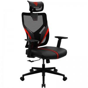 Cadeira Gaming ergonómica ThunderX3 YAMA1BR Black/Red