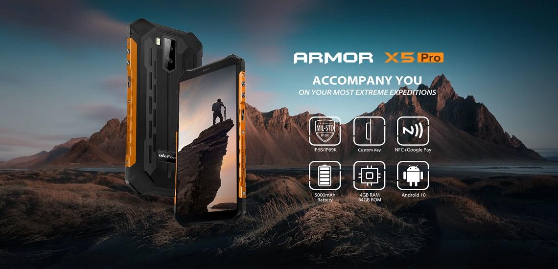Armor X5 Pro