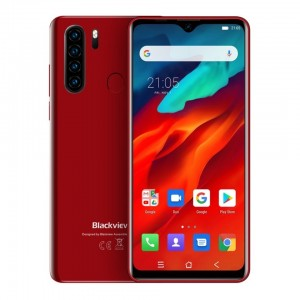 Smartphone Blackview A80 Pro 4GB/64GB Red