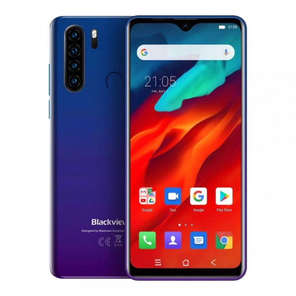 Smartphone Blackview A80 Pro 4GB/64GB Azul