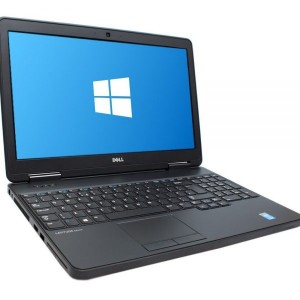 "Portátil DELL E5540 15.6"" Core i5 8GB SSD240 semi-novo"