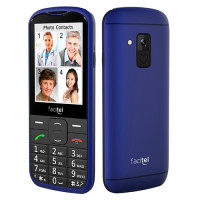 Telemóvel Facitel FS08 Azul