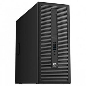 Computador Desktop HP 800 G1 Core i5 4570 8GB SSD120 Tower