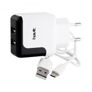Carregador Havit para Tablet/Smartphone 5V 2.1A