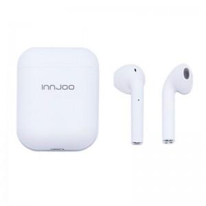 Auriculares Innjoo Go V2 White Bluetooth c/estojo de carga