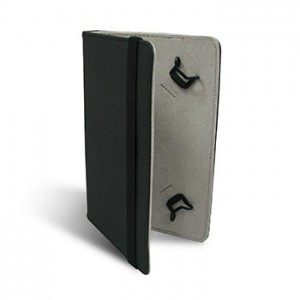 "Capa Tablet Leotec 7"" tipo livro Preta"