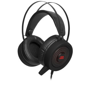Headphones Mars Gaming MH318 RGB 7.1