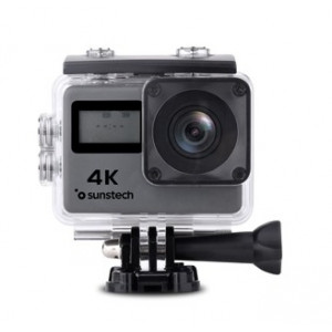 Action Cam Sunstech Adrenaline 4K Wifi