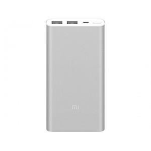 Powerbank Xiaomi Mi 2S 10000mAh Silver