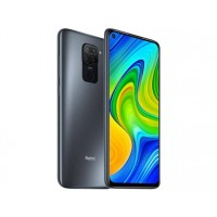 "Smartphone Xiaomi Redmi Note 9 3GB/64GB 6.53"" Black"