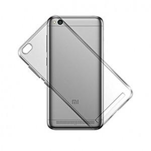 Capa Silicone Xiaomi Redmi 5A Transparente