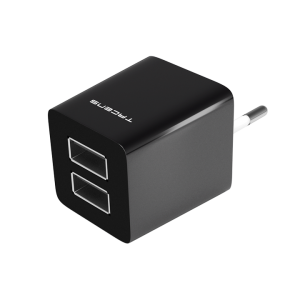 Carregador Tacens para Tablet/Smartphone 5V 2.1A Duplo AUSB1